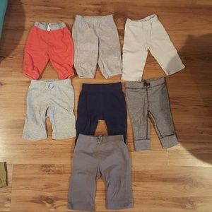 Bundle of Carter's, Gymboree and Old Navy Pants